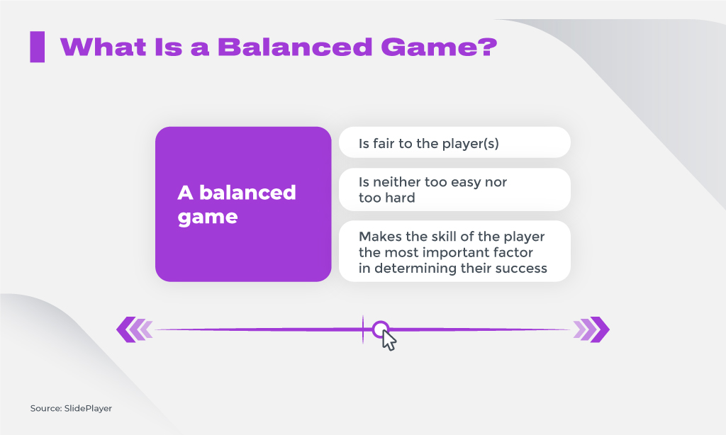 What Is a Balanced Game